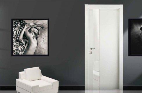 Двери межкомнатные модерн фото