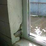 Фіксація пластикового вікна