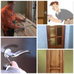 Реставрація міжкімнатних дверей