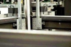 Зварювальний апарат на виробництві пластикових вікон